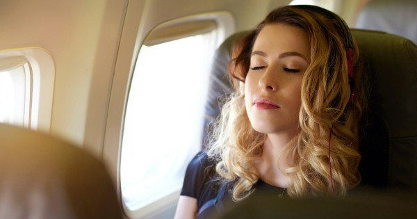 Air travel and your body